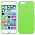 INSTEN Slim Fit Frosted TPU Rubber Soft Cover Case for Apple iPhone 6 4.7-inch