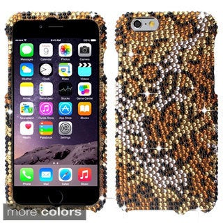 INSTEN Hard Diamond Rhinestone Bling Case Cover For Apple iPhone 6 4.7-inch