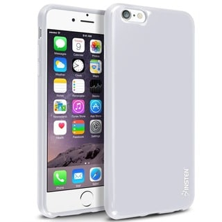 INSTEN Soft TPU Rubber Jelly Gel Case Cover for Apple iPhone 6 Plus 5.5-inch