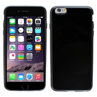 INSTEN Frosted TPU Rubber Soft Cover Case for Apple iPhone 6 Plus 5.5-inch