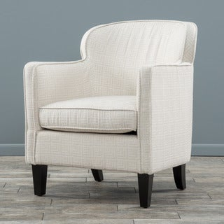 Christopher Knight Home Lampman Fabric Club Chair