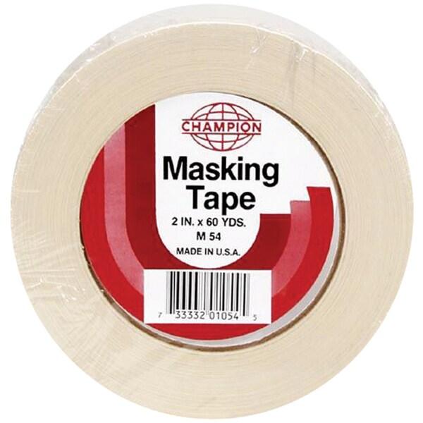 """Masking Tape-2""""X60yd"""