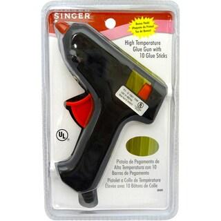 High-Temp Glue Gun W/10 Glue Sticks
