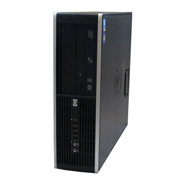 HP Compaq 8100 Intel Core i5 3.1 GHz 8192MB 2TB DVDRW Microsoft Windows 7 Professional SFF Computer (Refurbished)