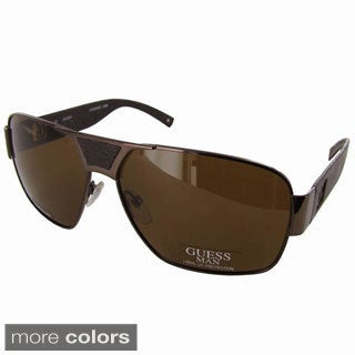 Guess Mens 'GU 6608P' Polarized Designer Sunglasses