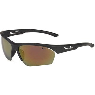 Coleman Unisex 'Wingmaster' Rectangle Wrap Sunglasses