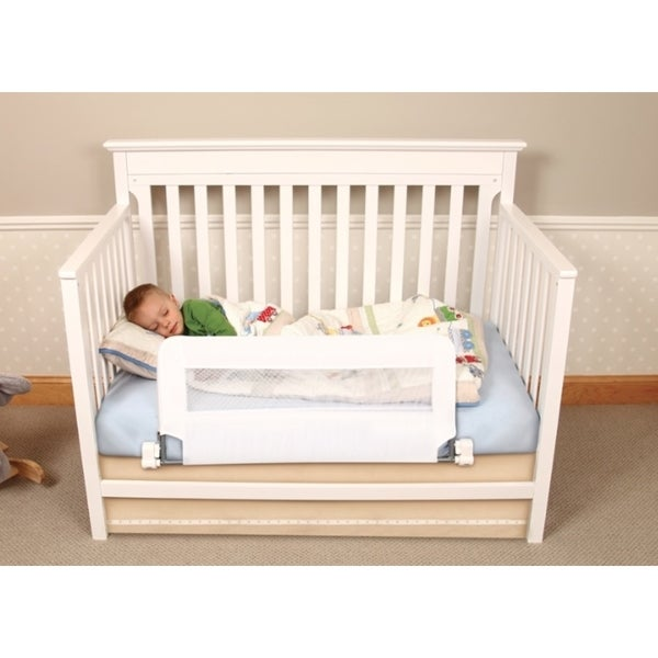 Regalo Swing Down Crib Rail