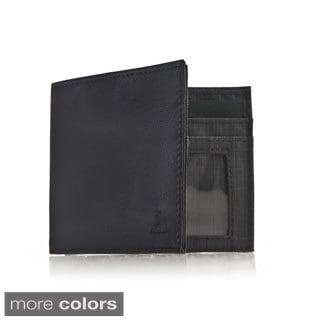 Allett Classic Leather Inside ID Wallet