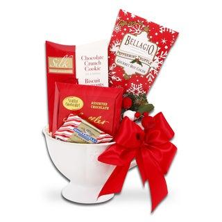 Waiting for Santa Gourmet Food Gift Basket