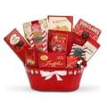 Bucket of Holiday Cheer Gift Basket