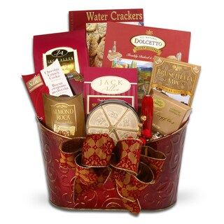 Yuletide Gathering Gift Basket
