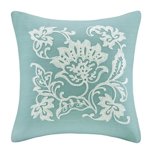 Harbor House Landon Cotton Square Throw Pillow