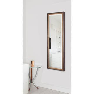 American Made Rayne Cameo Bronze 24 x 62-inch Full Body Mirror