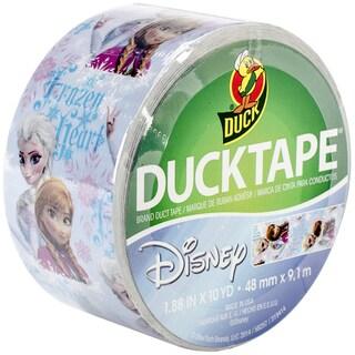 """Licensed Duck Tape 1.88""""X10yd-Frozen - Elsa & Anna"""