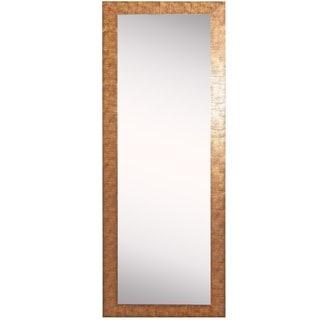 American Made Rayne Bronze Grain 24 x 62 Full Body Mirror