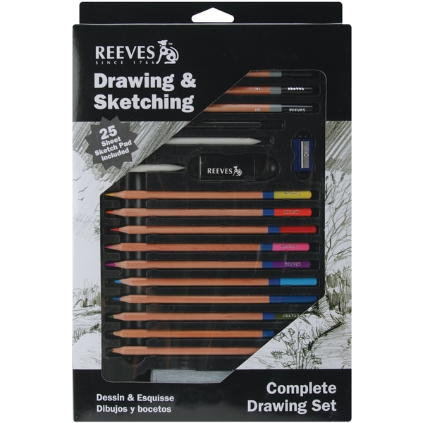 Complete Drawing Set-Drawing & Sketching