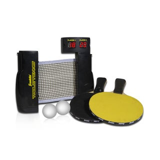 Franklin Sports Electronic Table Tennis To Go