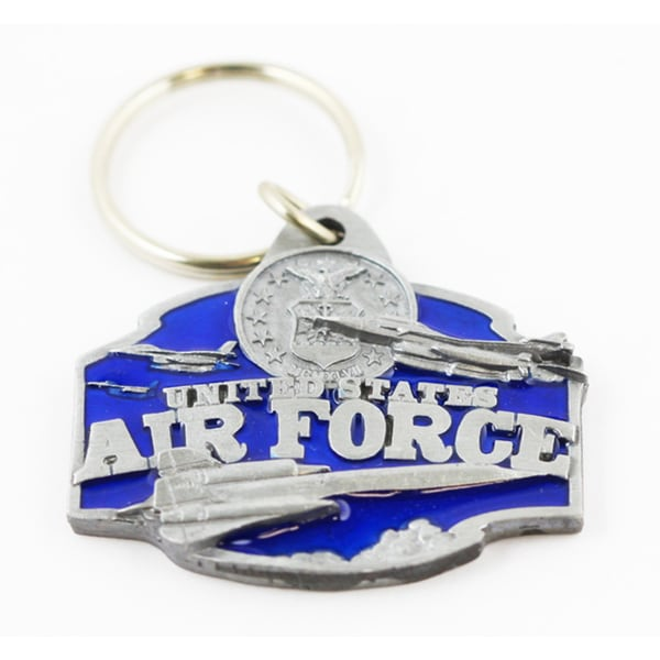 US Air Force Military Keychain