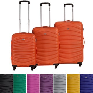 CalPak Dover Expandable 3-piece Hardside Spinner Luggage Set