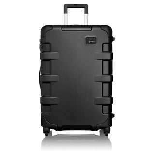 Tumi Black T-Tech Cargo 27-inch Medium Hardside Spinner Upright Suitcase