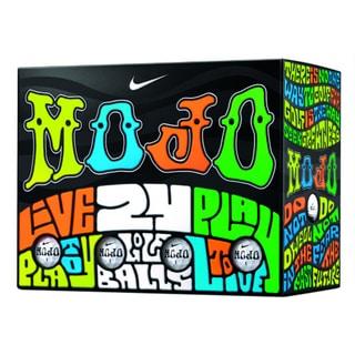Nike MOJO Double Dozen Golf Balls