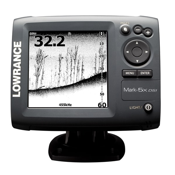 Lowrance Mark 5X Down Scan Fishfinder
