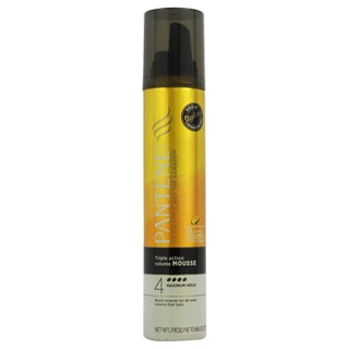Pantene Pro-V Fine Hair Style Triple Action Volume 6.6-ounce Mousse