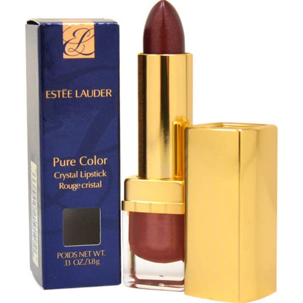Estee Lauder New Pure Color Crystal #07 Crystal Orchid (Shimmer) Lipstick