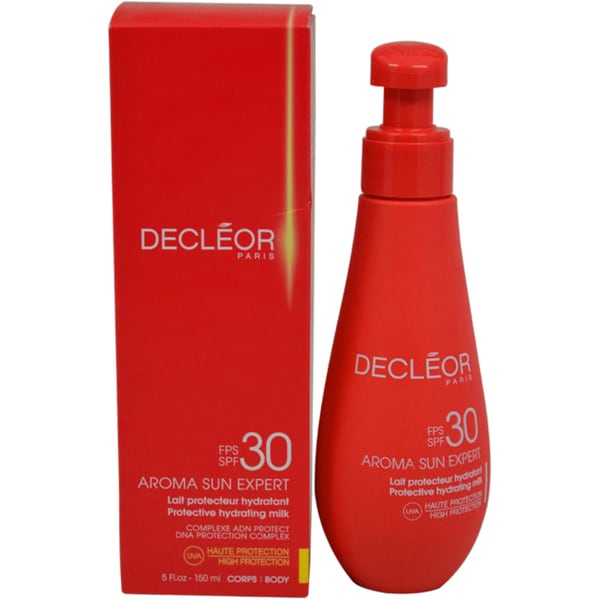 Decleor Aroma Sun Expert Protective Hydrating Milk High Protection SPF 30 5-ounce Sunmilk