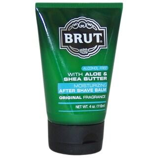 Brut Moisturizing Original Fragrance 4-ounce After Shave Balm