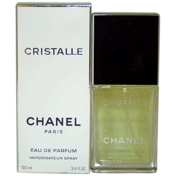 Chanel Cristalle Women 3.4-ounce Eau de Parfum Spray