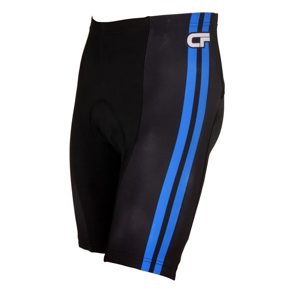 Triumph Mens Blue Cycling Shorts