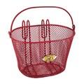 Surfside Pink Children's Mesh Basket