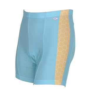 Triumph Women's Blue Cycling Shorts