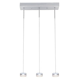 Mint 3-light Linear Pendant