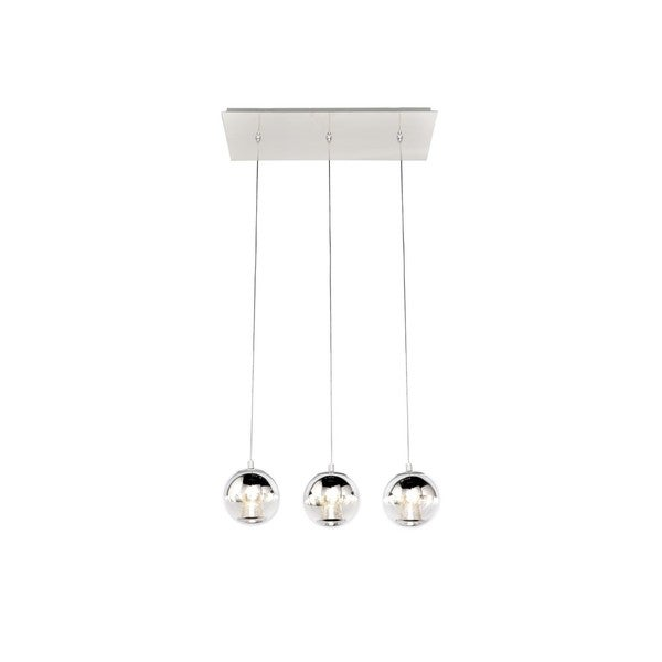 Reflex 3-light Linear Pendant