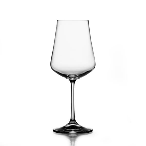 Fitz and Floyd Sarah Wine Glasses - Set of 4