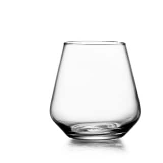 Sarah Whiskey Old Fashion Glasses - Set of 4