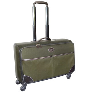 Brics Pronto Olive Wheeled Garment Bag