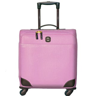 Brics Life Wisteria 20-inch Wide-Body Carry On Upright Suitcase
