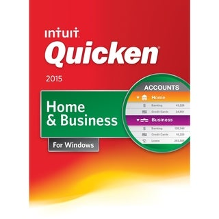Intuit Quicken 2015 Home & Business