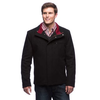 Izod Men's Wool Jacket
