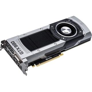 EVGA GeForce GTX 980 Graphic Card - 1.24 GHz Core - 4 GB GDDR5 SDRAM