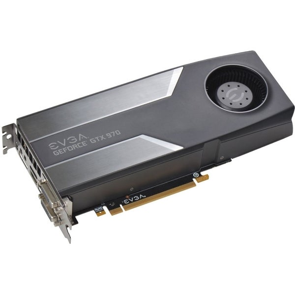 EVGA GeForce GTX 970 Graphic Card - 1.05 GHz Core - 4 GB GDDR5 SDRAM