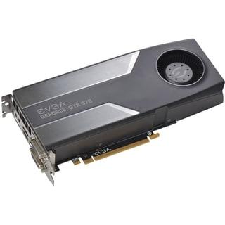 EVGA GeForce GTX 970 Graphic Card - 1.14 GHz Core - 4 GB GDDR5 SDRAM