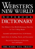 Webster's New World Notebook Dictionary (Paperback)