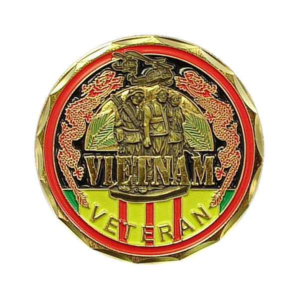 Vietnam You Are Not Forgotten Coin