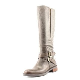 Enzo Angiolini Women's 'Scarly' Leather Boots (Size 6 )