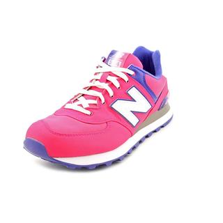 New Balance Women's 'WL574' Basic Textile Casual Shoes (Size 10 )