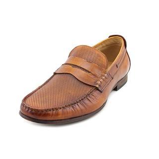 Steve Madden Men's 'Wonder' Leather Dress Shoes (Size 10 )